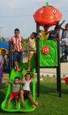 importancia de los parques infantiles para los niños