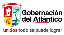 logo gobernacion del atlantico