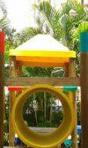Construcción segura de parques infantiles