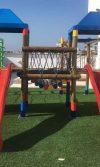 Construcción de Parque Infantil para Inverconstructora