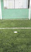 grama sintetica cancha futbol