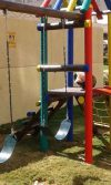 mantenimiento parque infantil de madera barranquilla