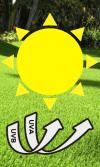 resistencia de la grama sintetica a los rayos solares