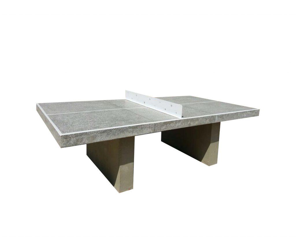 mesa ping pong granito pulido