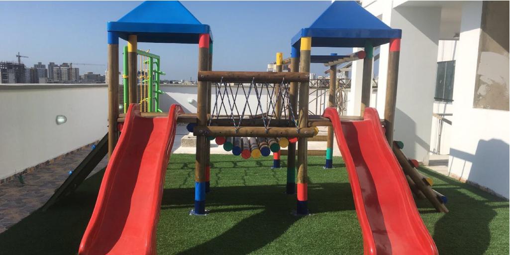 189e9288b Fabricación de parques infantiles: Materiales y Procesos