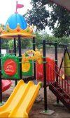 parque playground Rey Arturo en Cartagena