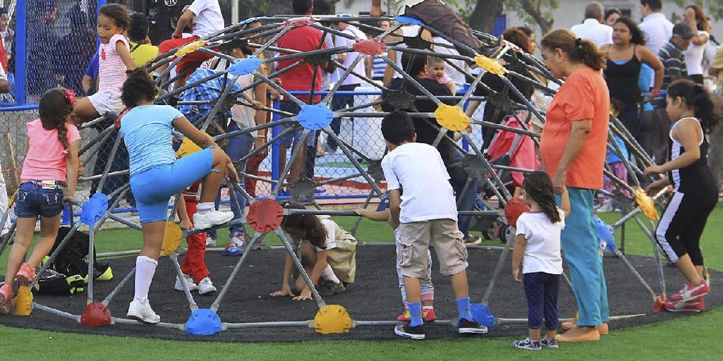 Resultado de imagen para juegos de parques en barranquilla
