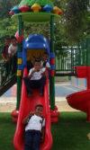 psicomotricidad en niños parques infantiles playground