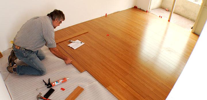 ideas de renovaciones en el hogar pisos