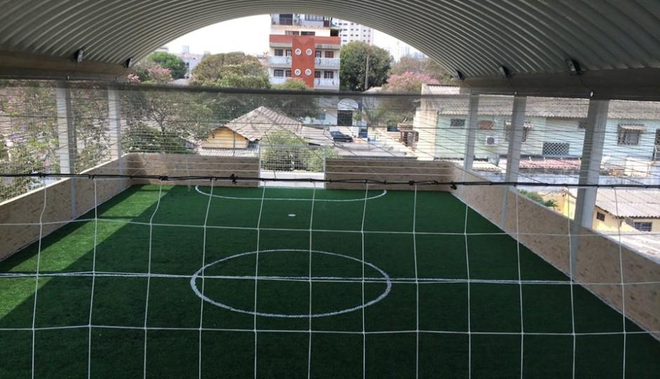 jugar en cancha sintetica de futbol brasileirao