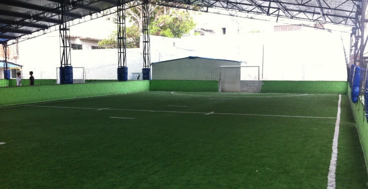 cancha sintetica de futbol soccer 53 en barranquilla