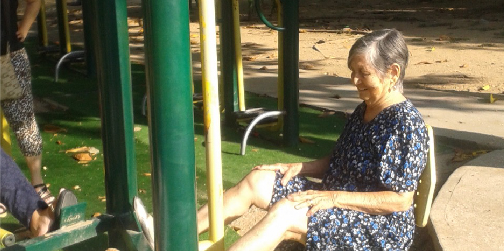 parques geriátricos son circuitos biosaludables para adultos mayores beneficios