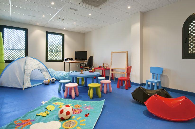 pisos seguros para los niños, piso de caucho