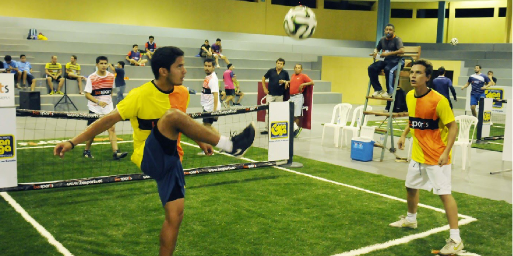 f9fe10fe6f7eb Fútbol tenis  Todo lo que necesitas para hacer tu propia cancha