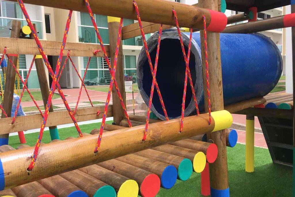 mantenimiento preventivo en Parque infantil Barranquilla