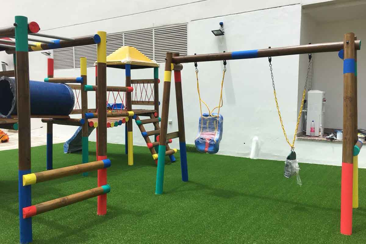 mantenimiento preventivo en Parque de madera barranquilla