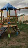 instalación de parque de madera en Candelaria para Valorcon