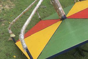 complementos para parques infantiles