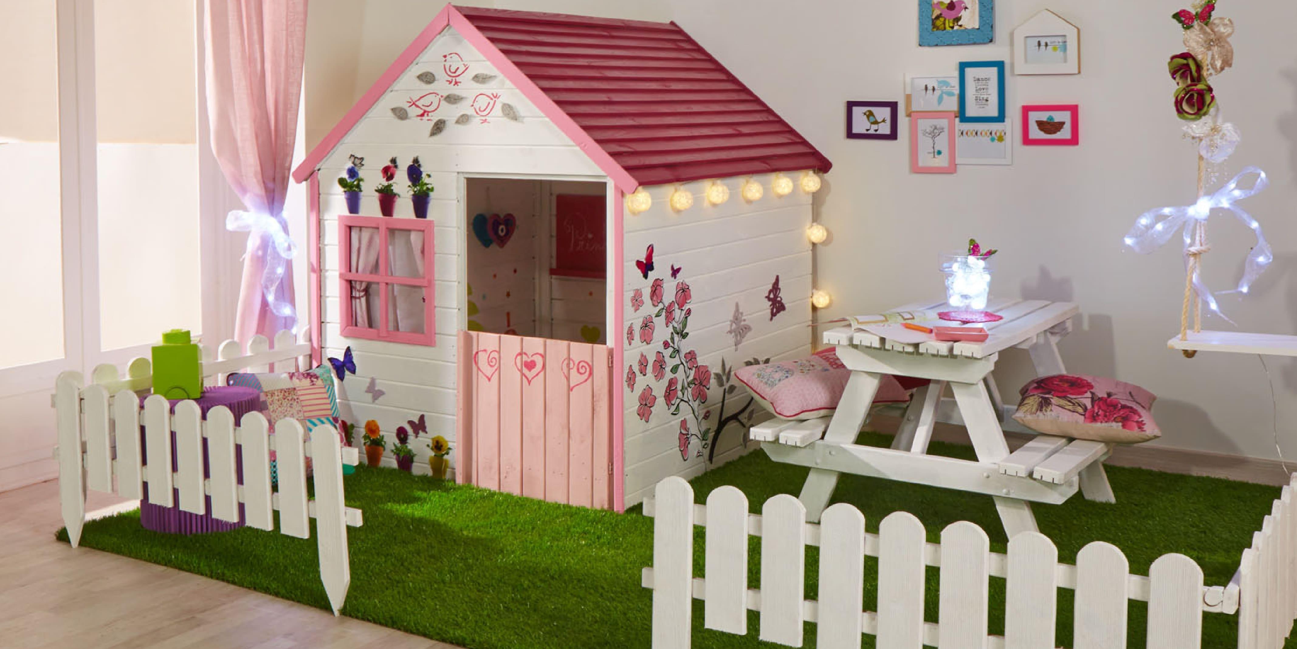 Renovación de espacios interiores en habitaciones infantiles