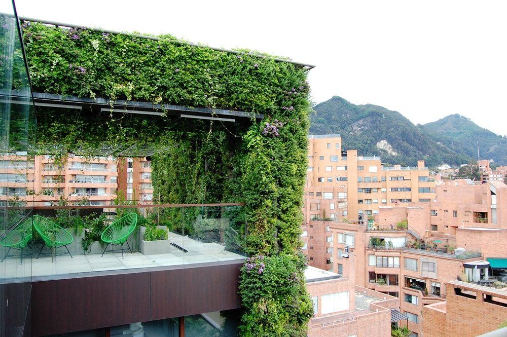 jardines verticales naturales mas altos del mundo