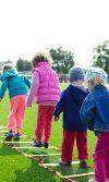 beneficios de la recreación para los niños
