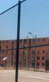 cerramiento perimetral en canchas deportivas