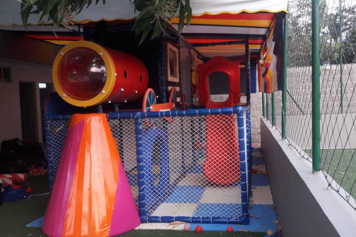 parques multijuegos cerrados para uso interior en restaurantes y locales comerciales