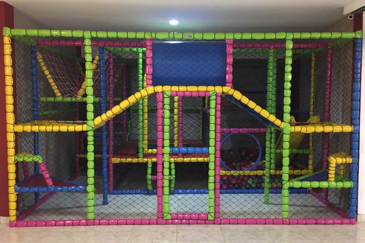 parques multijuegos de interior para niños