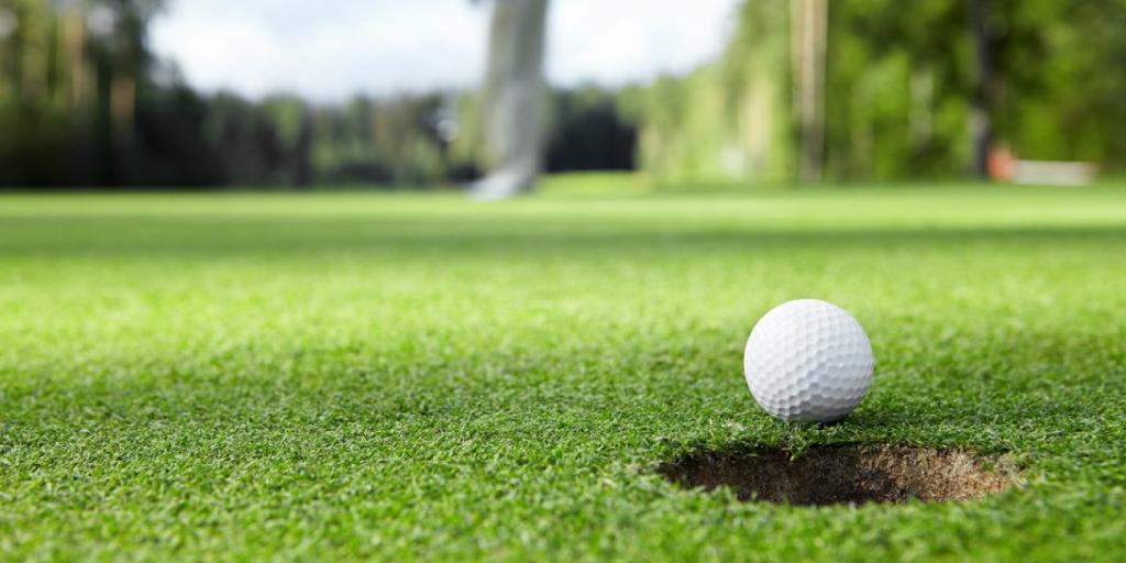 grama sintética para el deporte de golf