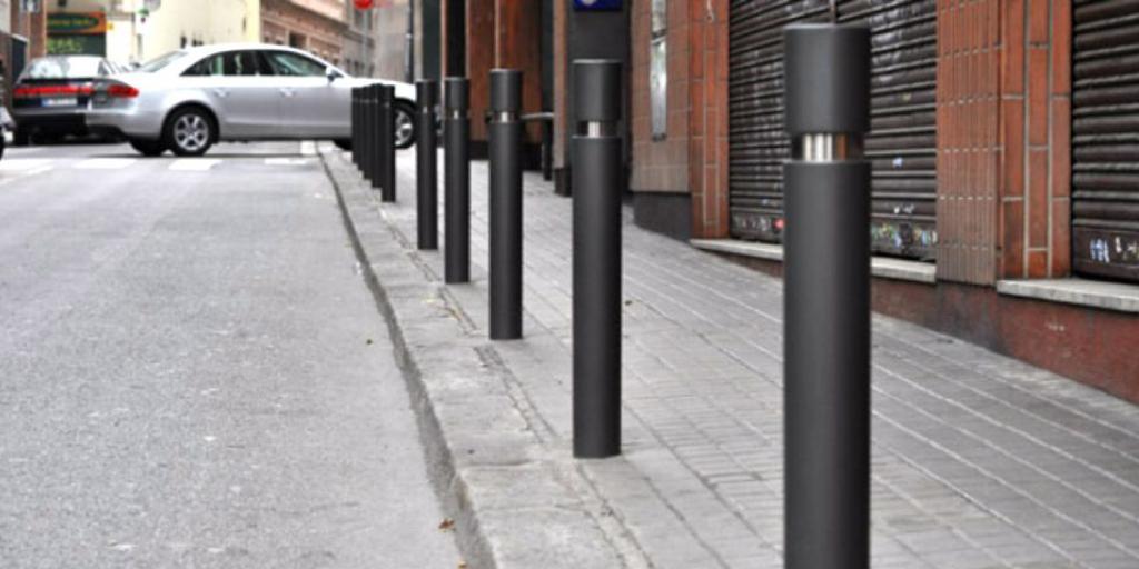 accesorios del mobiliario urbano