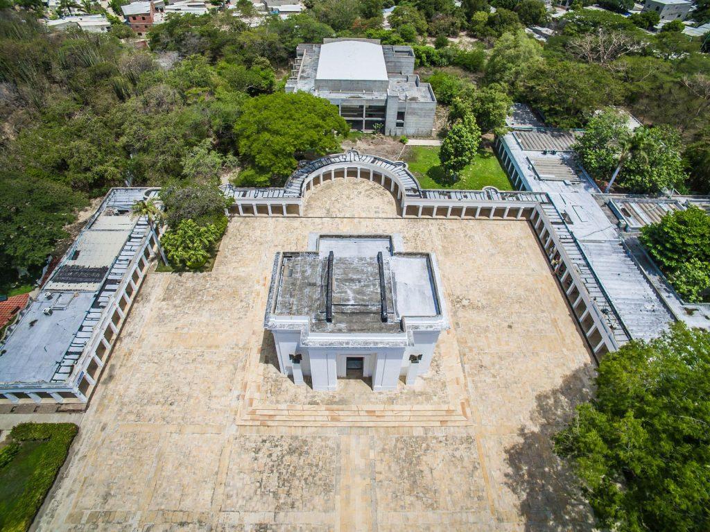 Obras arquitectónicas en Colombia Quinta de San Pedro Alejandrino en Santa Marta