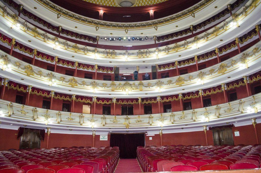 Obras arquitectónicas en Colombia Teatro Municipal Enrique Buenaventura