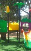 suministro e instalación de playground en Sabanagrande